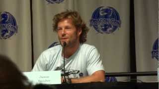 Dragon*Con Day 2: Jamie Bamber Talks Lee Adama, Family And Shows Off His Comedic Skills