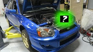 THIS PART COULD SAVE OUR SUBARU WRX'S ENGINE! (POV Style Install with Mickey Andrade)