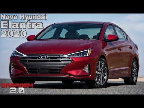 Novo Hyundai Elantra 2020 No Brasil - (Garagem 2.0)