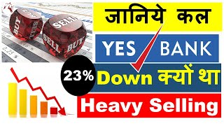 LATEST MARKET NEWS | YES BANK NEWS | YES BANK Share Price | Hindi