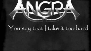 Angra - Bleeding Heart (Lyrics)