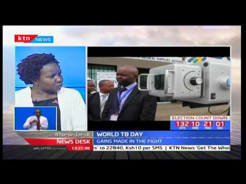KTN Newsdesk Full Bulletin: World TB Day- 28/3/2017 [Part 3]