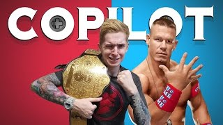 CENA SHOWDOWN • COPILOT WWE 2K17 Gameplay