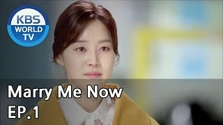 Marry Me Now | 같이 살래요 Ep.1 [SUB: ENG, CHN, IND / 2018.03.24]