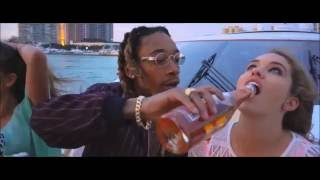 Bossed up - Juicy J & Wiz Khalifa - (TGOD Mafia - Rude Awakening) [Video]