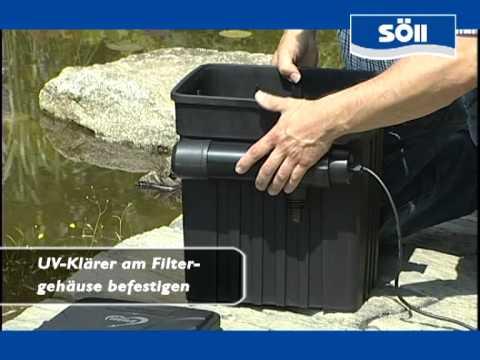 Video-Anleitung zur Söll-Filtertechnik