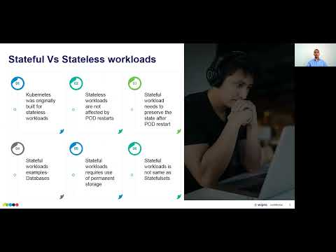 CNCF On-Demand Webinar: Choosing the right storage for stateful workloads on Kubernetes