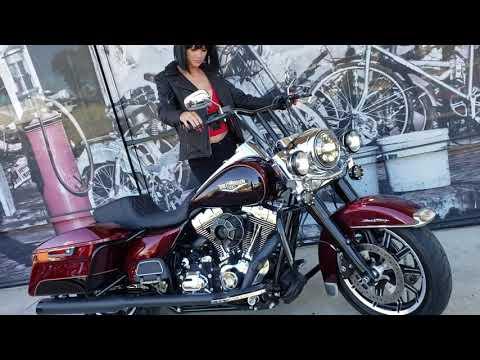2015 Harley-Davidson Road King® in Temecula, California