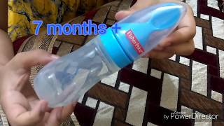 BABY FEEDING ESSENTIALS//BABY SOLID FEEDING UTENSILS//BABY BOTTLES//HINDI