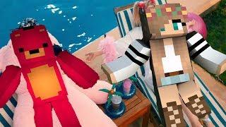 Aleyna Tilki-O Sen Olsan Bari Parodi (Minecraft Parodi)