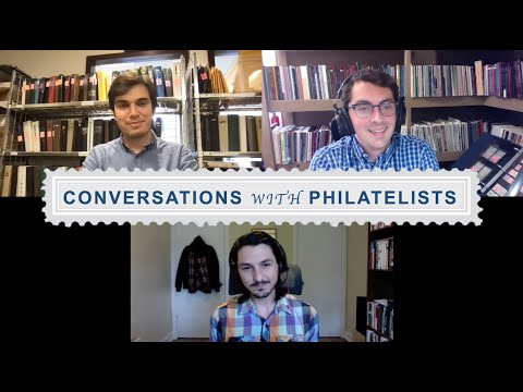 Conversations with Philatelists Ep. 63: Jesse Robitaille: Editor of Canadian Stamp News