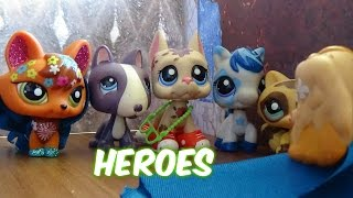 Lps Mv, Heroes[ we could be]- Alesso ft. Tove Lo