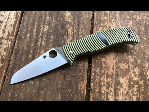 The Spyderco Caribbean Pocketknife: The Full Nick Shabazz Review
