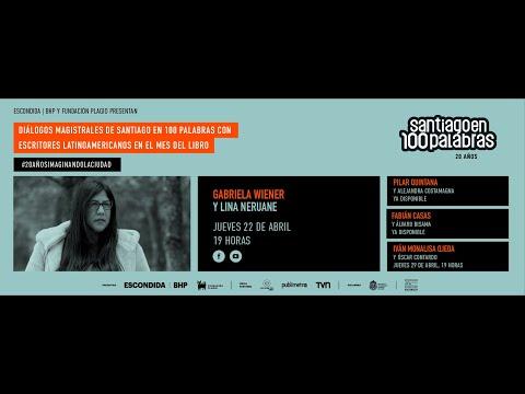 Diálogos magistrales: Gabriela Wiener y Lina Meruane