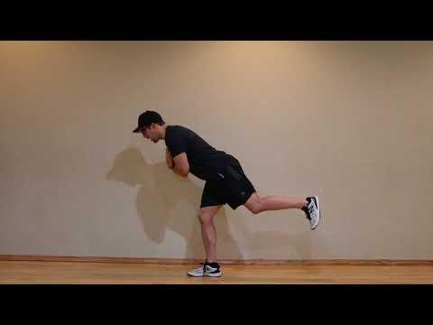 Single Leg Deadlift Bodyweight