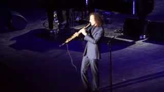 Kenny G  Forever In Love 15042014 Crocus City Hall Moscow