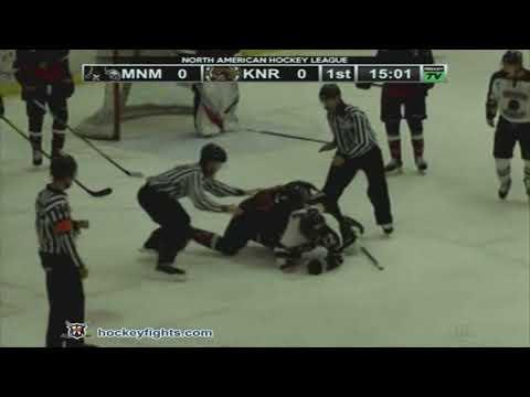 Connor Scahill vs. Dawson Klein