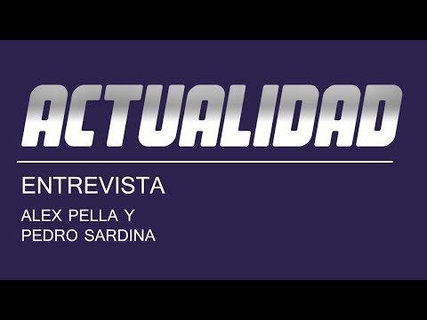 Entrevista Alex Pella y Pedro Sardina - La ruta del Ron 2014