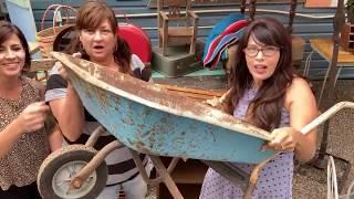 Flea Market Friday! Episode 1 Watch Us Find Bargains, Flip & Resell For Profit!
