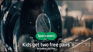 <h5>Specsavers: Vinyl <br> Directed In House by Specsavers </h5>