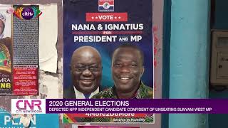 Defected NPP independent candidate confident of unseating Sunyani West MP   Citi Newsroom