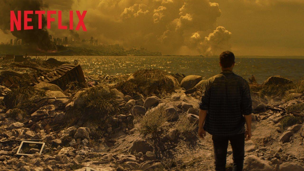 Netflix divulga trailer de Próxima Parada: Apocalipse com Theo James