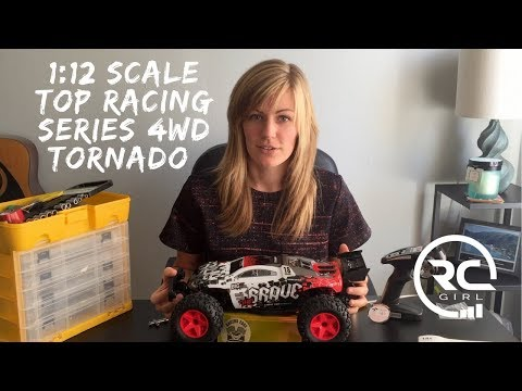 REVIEW & RUN  |  Tornado 1:12 Scale 4WD Electric RC Car