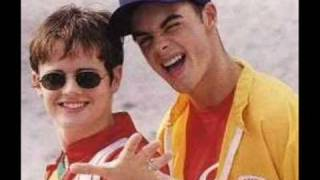 The Young Ant and Dec Part 1 (Music - Lets Get Ready to Rhumble!)