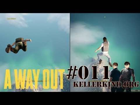 A Way Out #11 – Nur Fliegen ist schöner ★ Let's Play Together A Way Out [HD|60FPS|Co-Op]