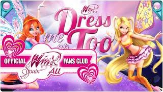Winx Club Dress Me Up Too [Nick Game]