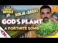 Download Video DRAKE and NINJA God's Plan Parody (Fortnite Battle Royale)   God's Plant   Rockit Gaming