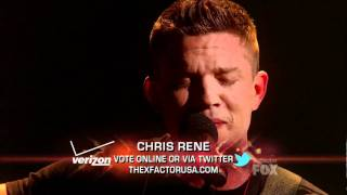 Chris Rene - Where Do We Go from Here (Original Song) - Top 5 Perform - X Factor USA - (HD) .mp4