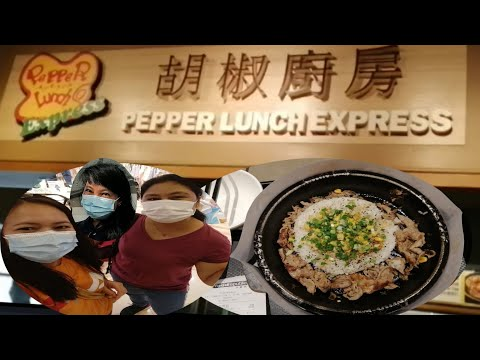 , title : 'DAY OFF @PEPPER LUNCH EXPRESS || MHAI HK