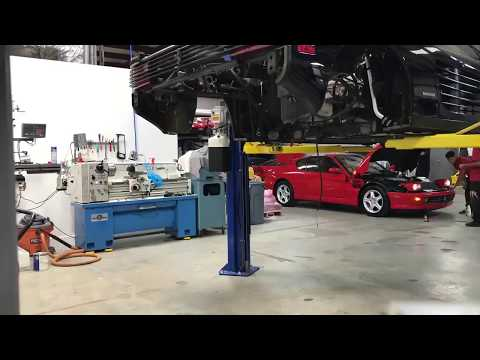 Wade Williams :: Testarossa Engine Out Time Lapse