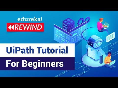 UiPath Tutorial For Beginners | What is UiPath Studio | UiPath Training
