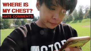 Download Video WHERE IS MY CHEST? (Responding to Hate Comments) MP3 3GP MP4
