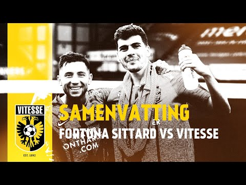 Fortuna Sittard 3-3 SBV Stichting Betaald Voetbal ...