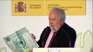 Arias Cañete presenta la Semana de la Reducción de los Desperdicios Alimentarios 2013