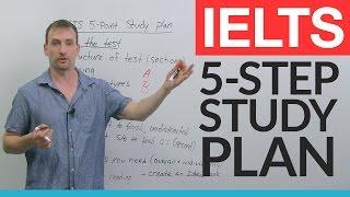IELTS – The 5 Step Study Plan | Kholo.pk