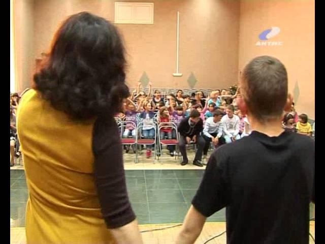 Воспитанники СРЦН дали концерт в центре «Галактика»