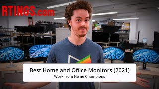 Video: Best Home And Office Monitors (2021) – Work From Home Champions