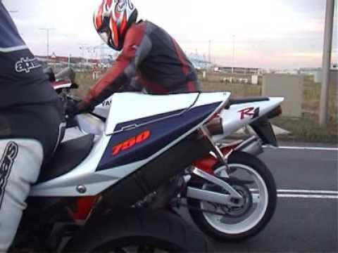 GSXR 750 K4 Ohne Auspuff HD | Videos | custom-bike.com