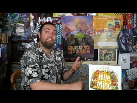Hive Mind - Board Game Review
