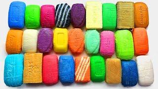 Dry soap cubes cutting ASMR |  Relaxing Soap Crushing \ SOAP HAUL \ * no talking *