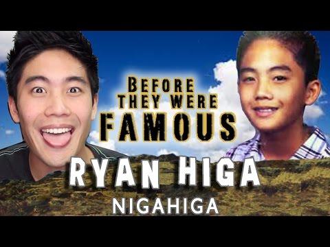 RYAN HIGA - Before They Were Famous - NIGAHIGA