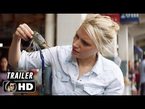 BREAKFAST, LUNCH & DINNER Official Trailer (HD) David Chang, Kate Mckinnon