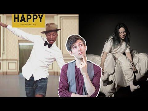 What if HAPPY was by BILLIE EILISH?