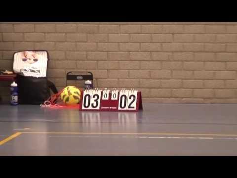 v.v. Bergentheim Zaal 1 - Almelo FC Zaal 7