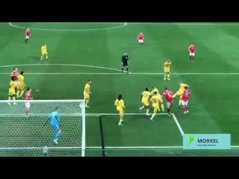 Обзор матча Россия - Бельгия