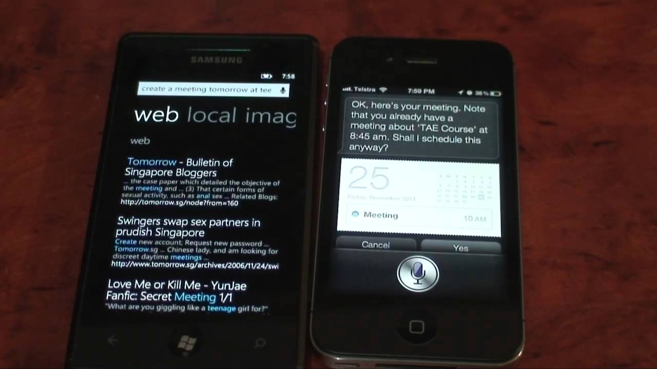 Does TellMe Stack Up To Siri?